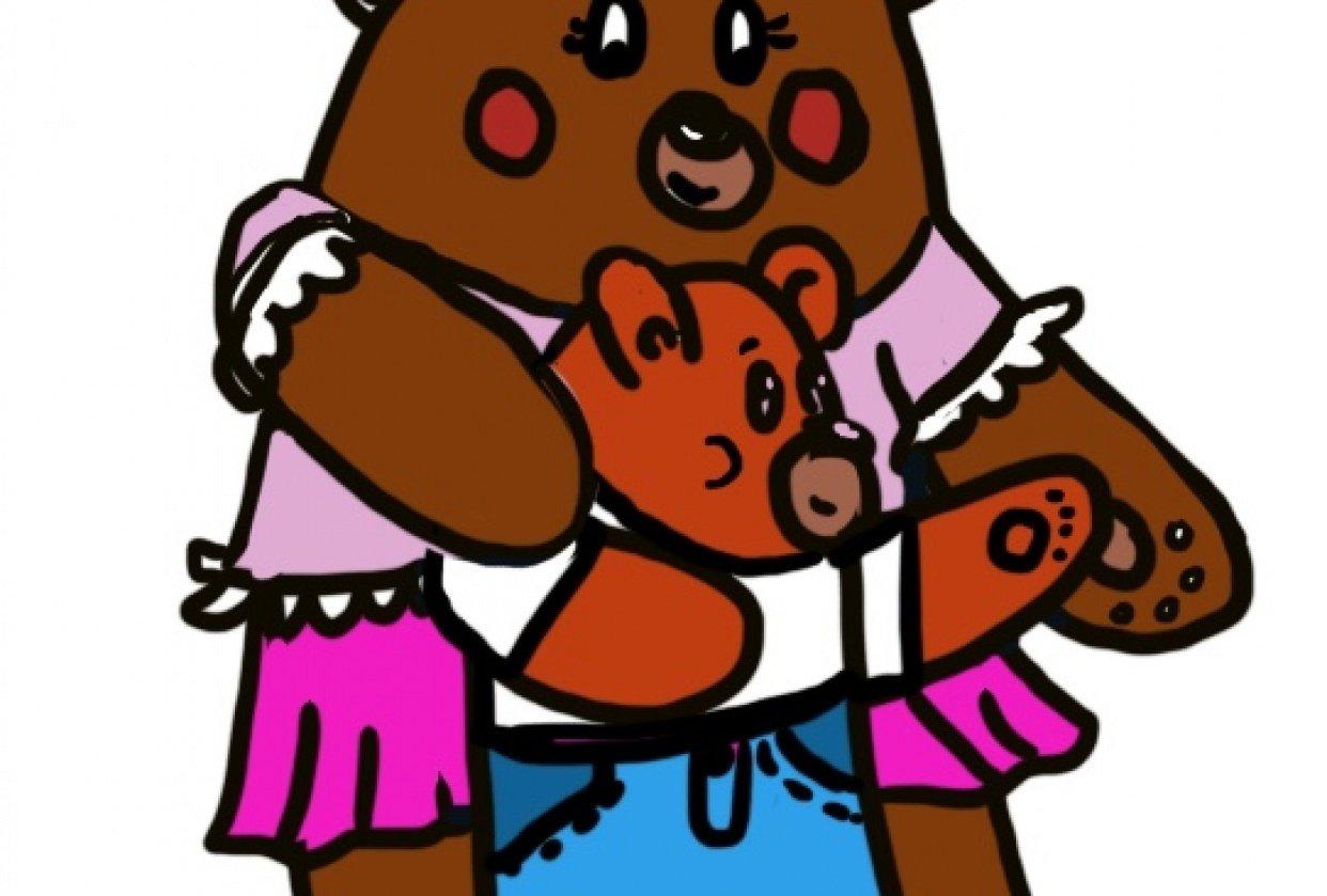 Sweet little bears - student project