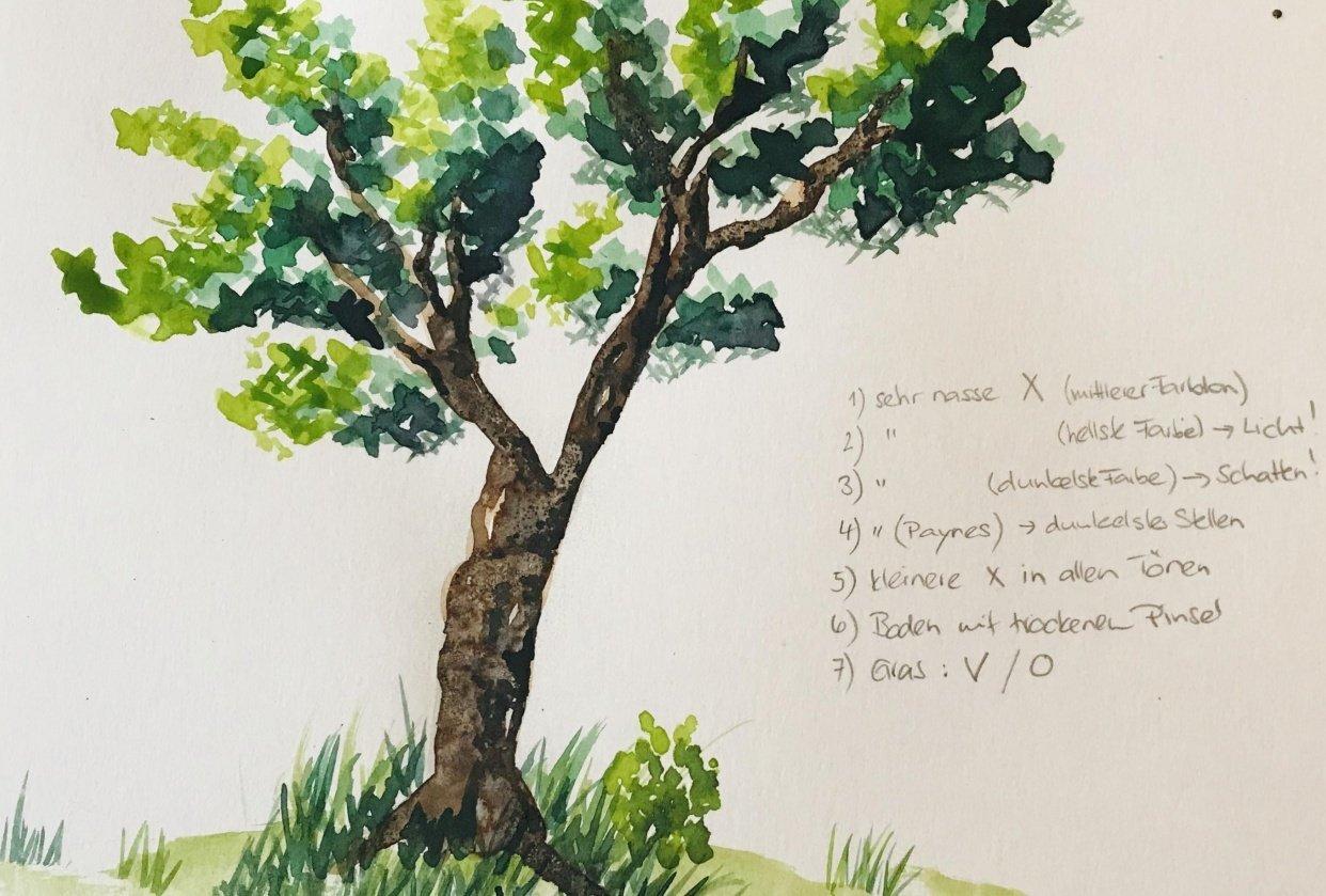 Baumprojekt - student project