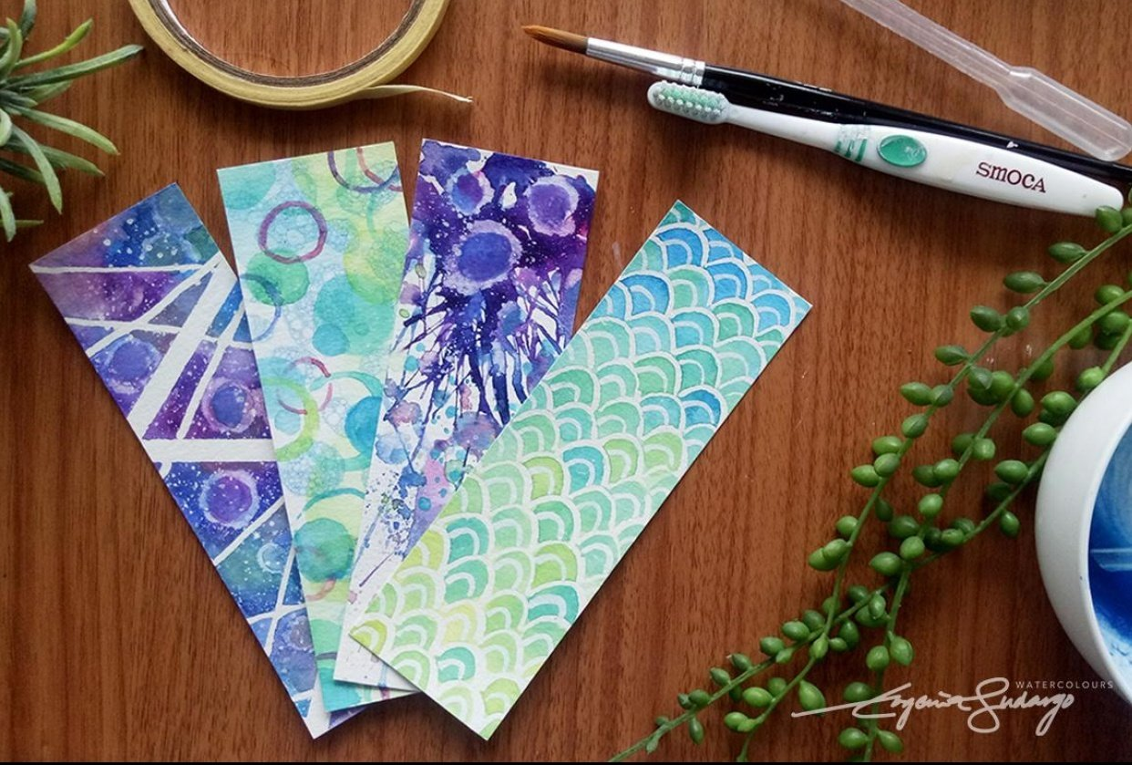 Abstract bookmarks - student project
