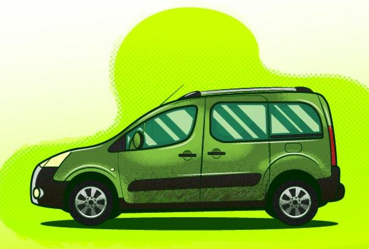 Citroën VECTOR - student project