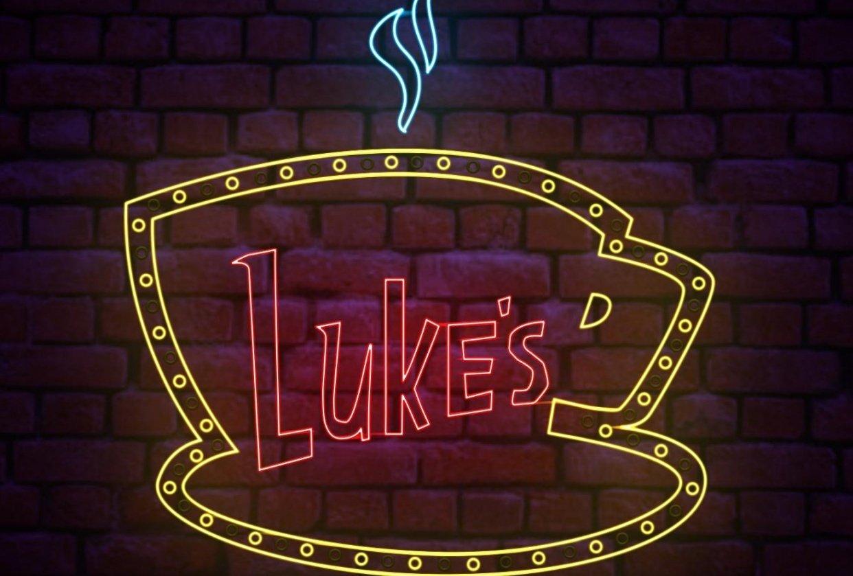 Luke's Diner - student project