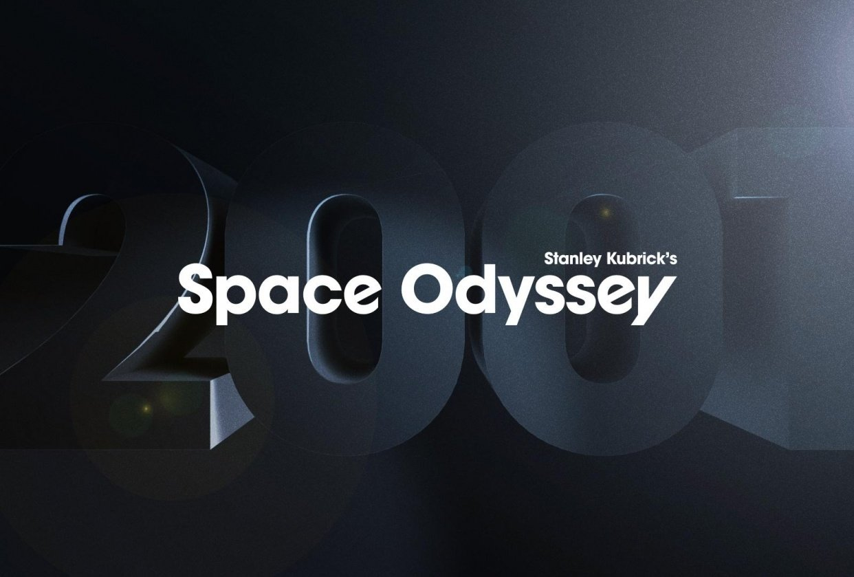 2001: A Space Odyssey - student project