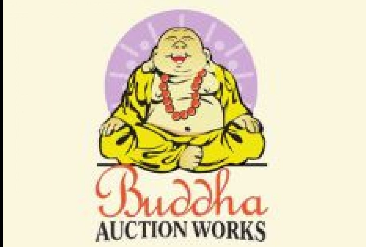 Sample webpage: Buddha Auction Works - student project