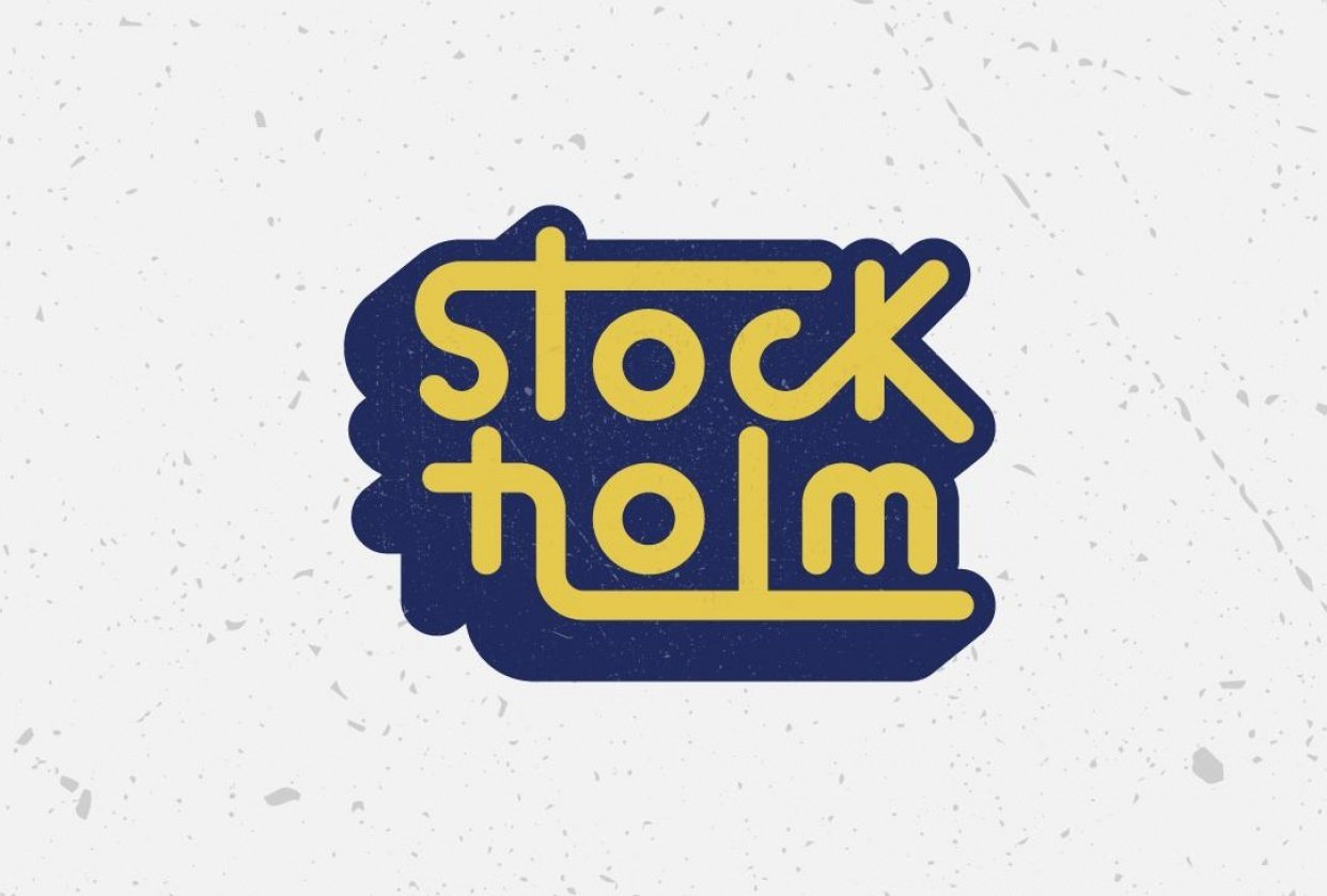 Stockholm - student project