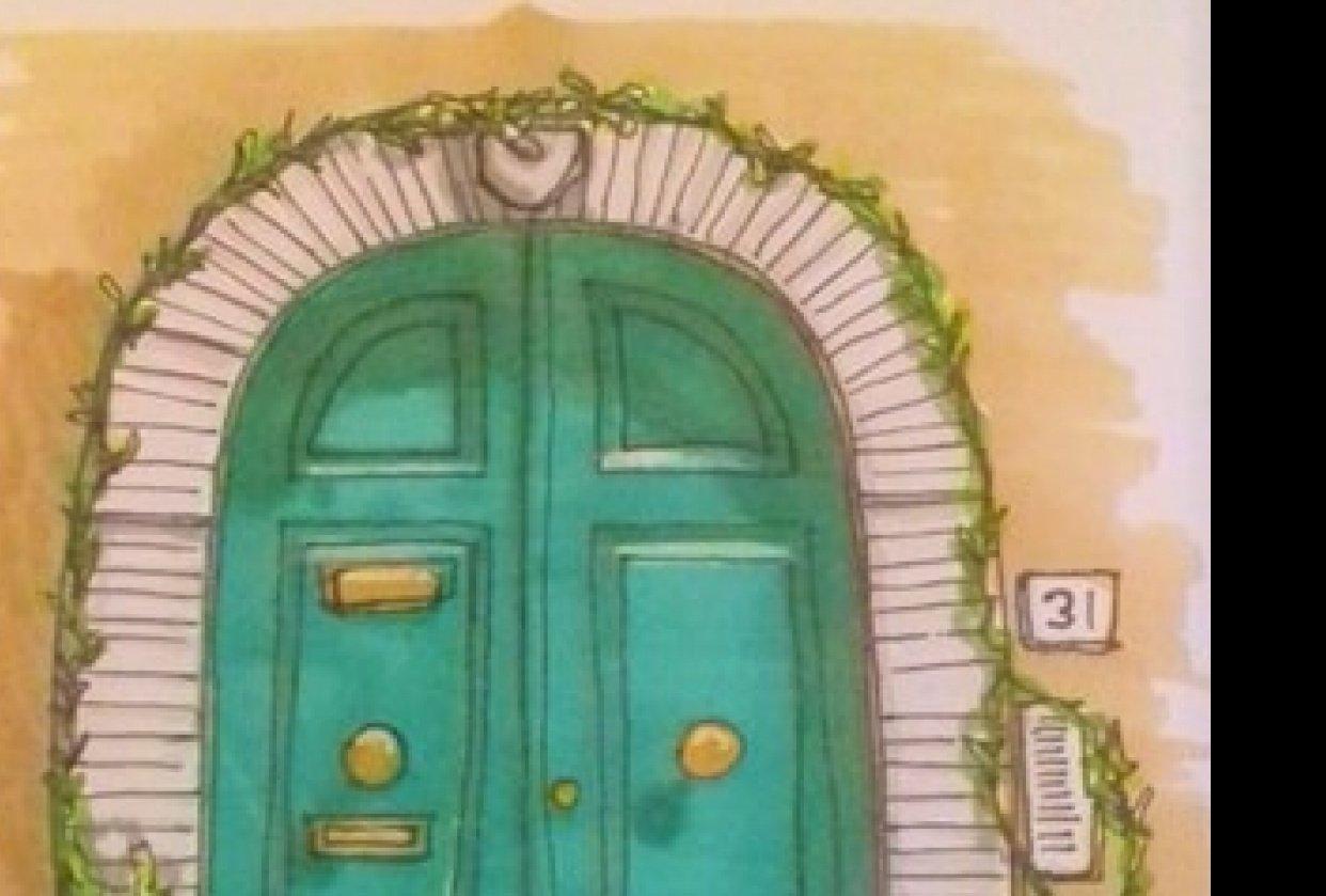 door number 6 - student project