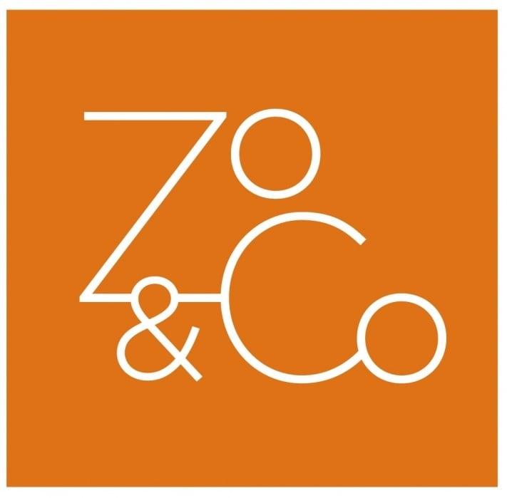 Zo&Co press kit - student project