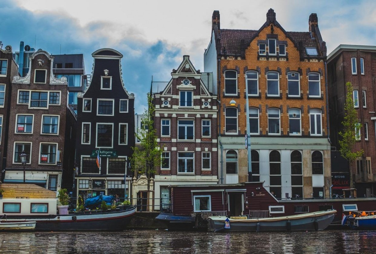Amsterdam - student project