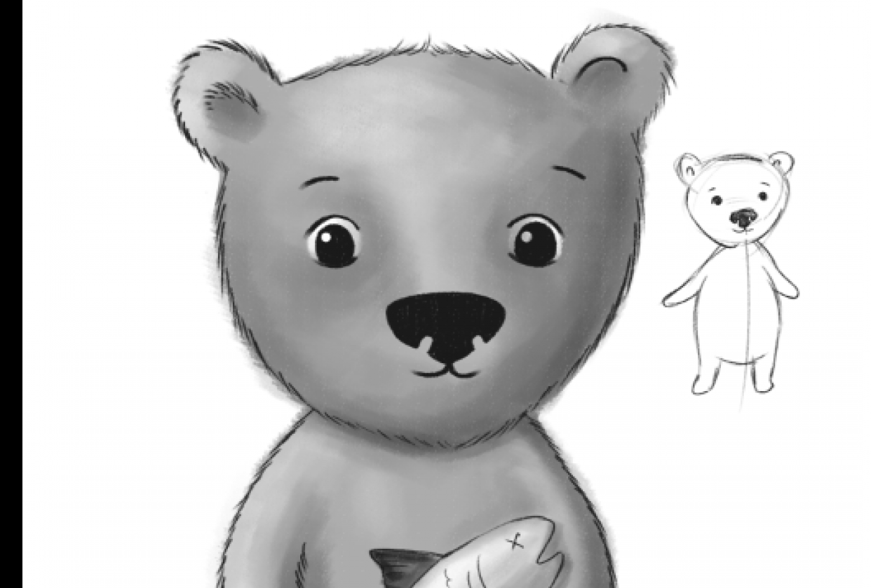 Brown Bear - student project