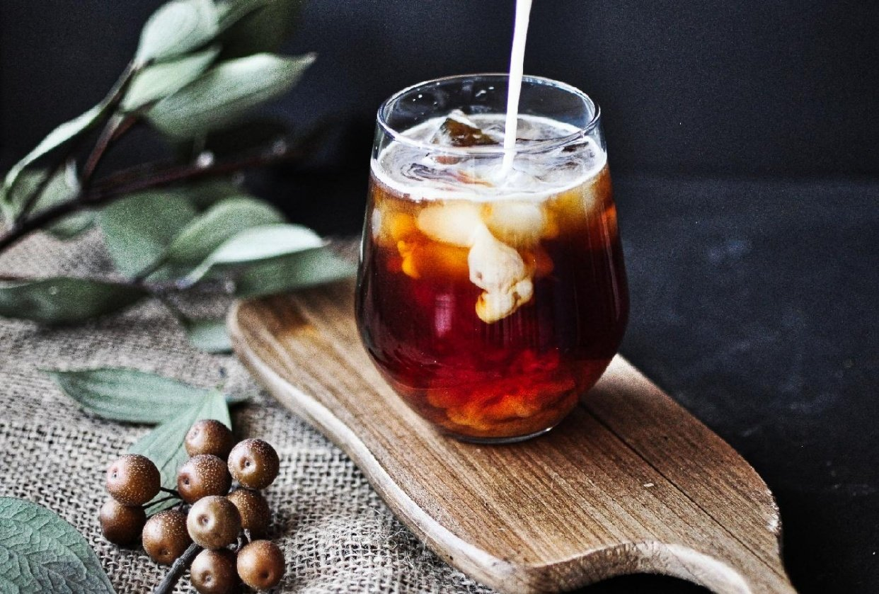 Coffee Swirl! - student project