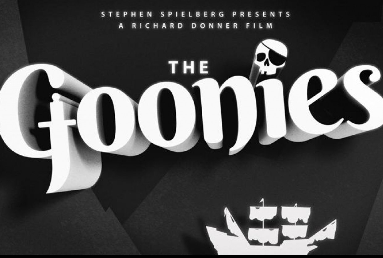 The Goonies - student project
