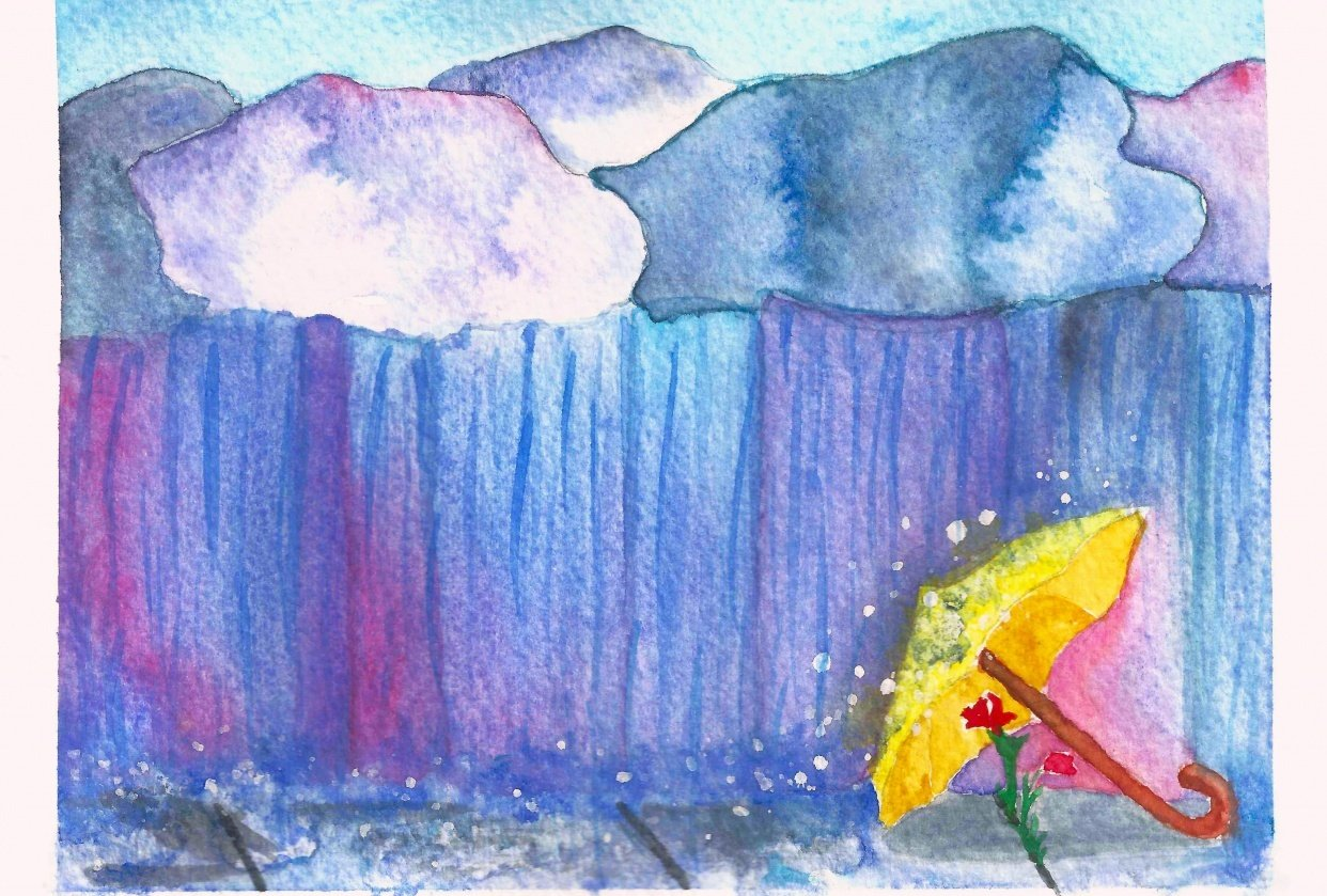 April Showers Demonstration - student project