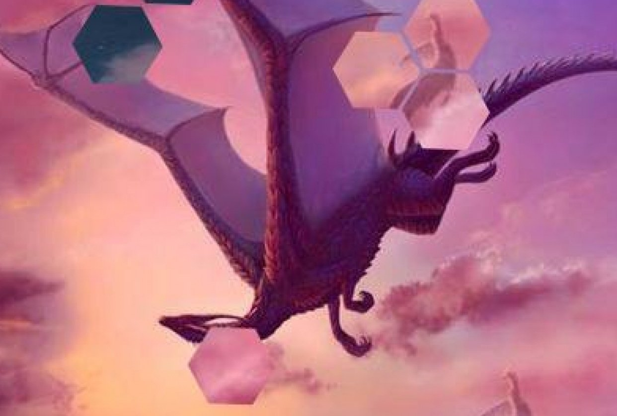 Flying Dragon - student project