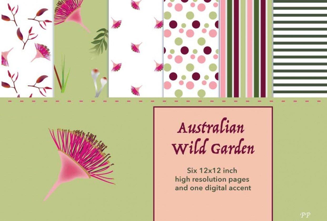 Australian Wild Garden - student project