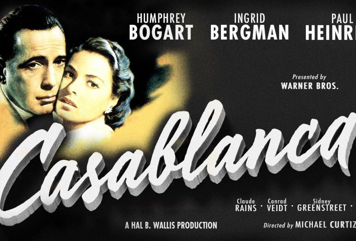 Casablanca - student project