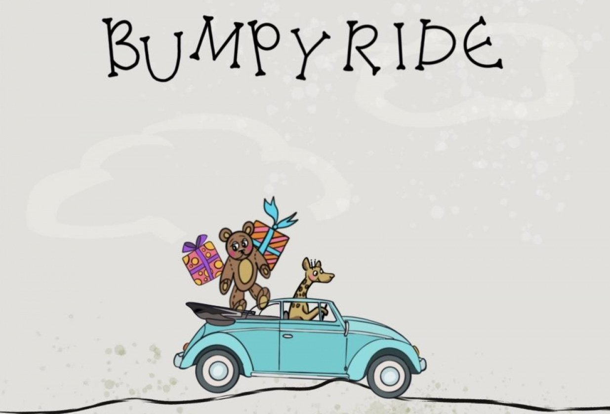Bumpy Ride - student project