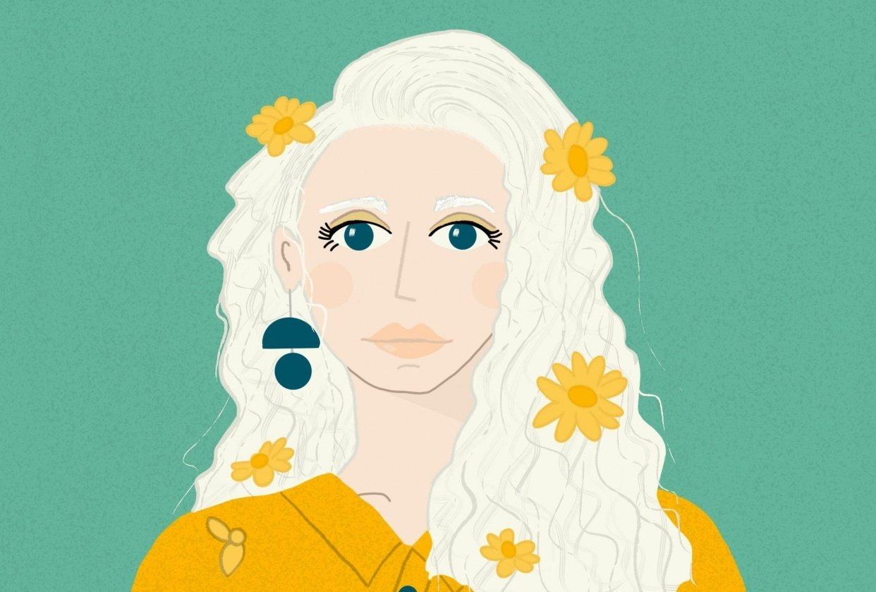 Golden Girl - student project