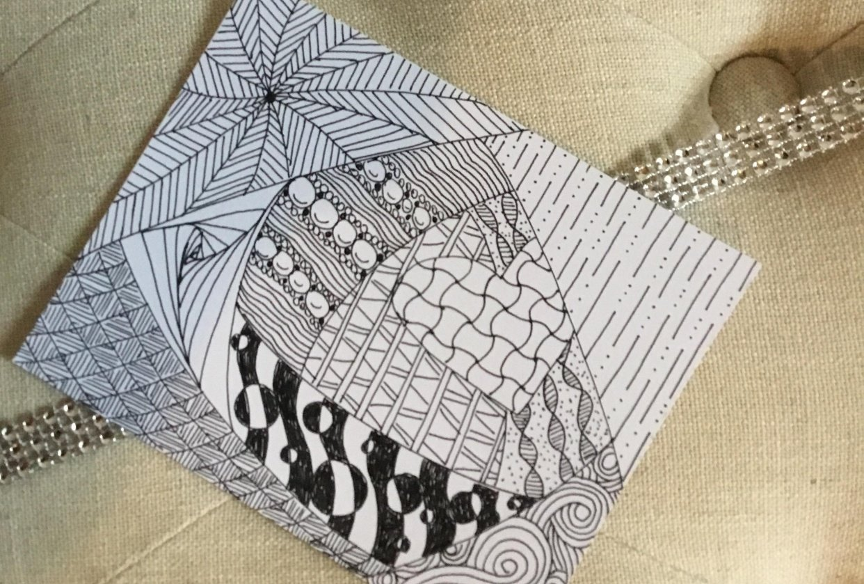 Doodle Art - student project