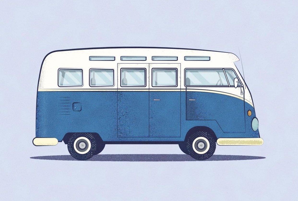 Volkswagen - student project
