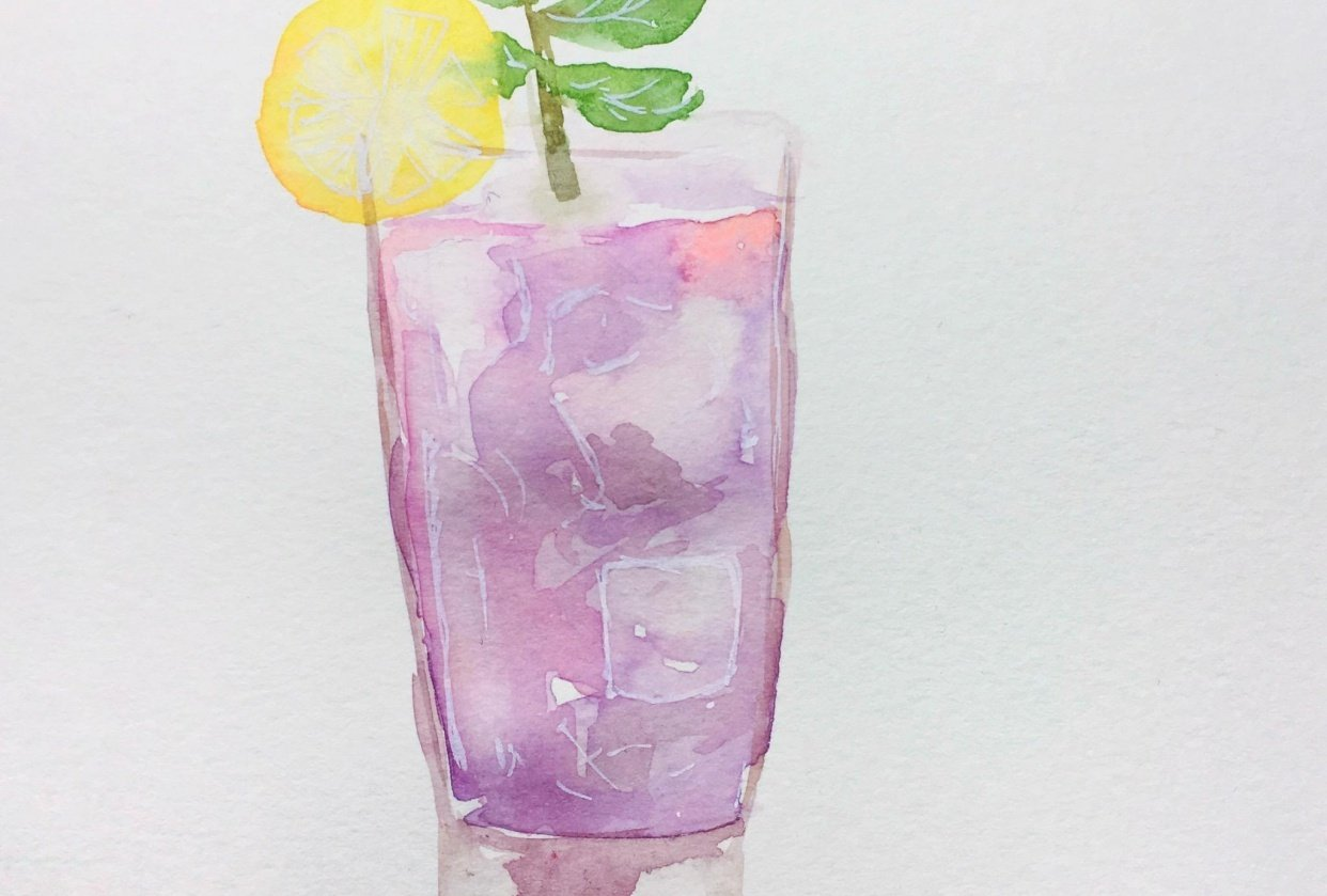 Juicy drinks - student project