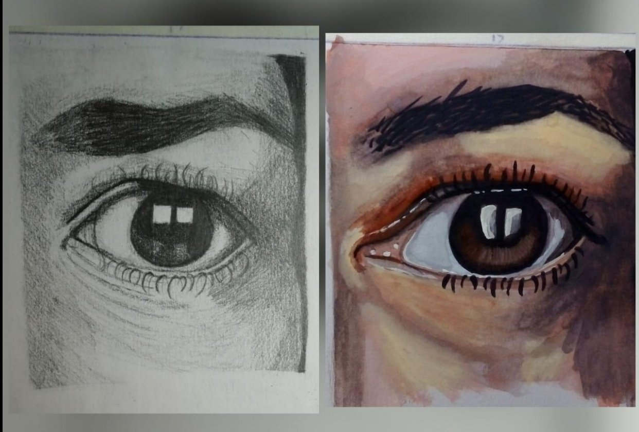 Your eye :) - student project