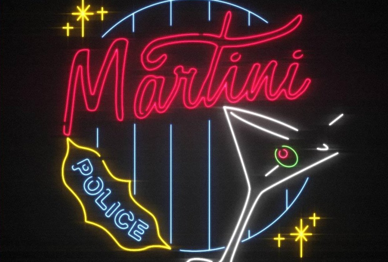 Martini Police - student project