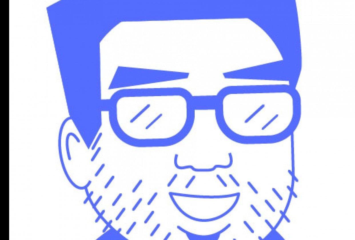 Husband's avatar - student project