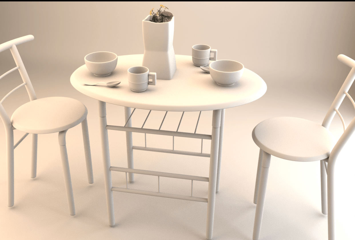 CoffeeTable - student project