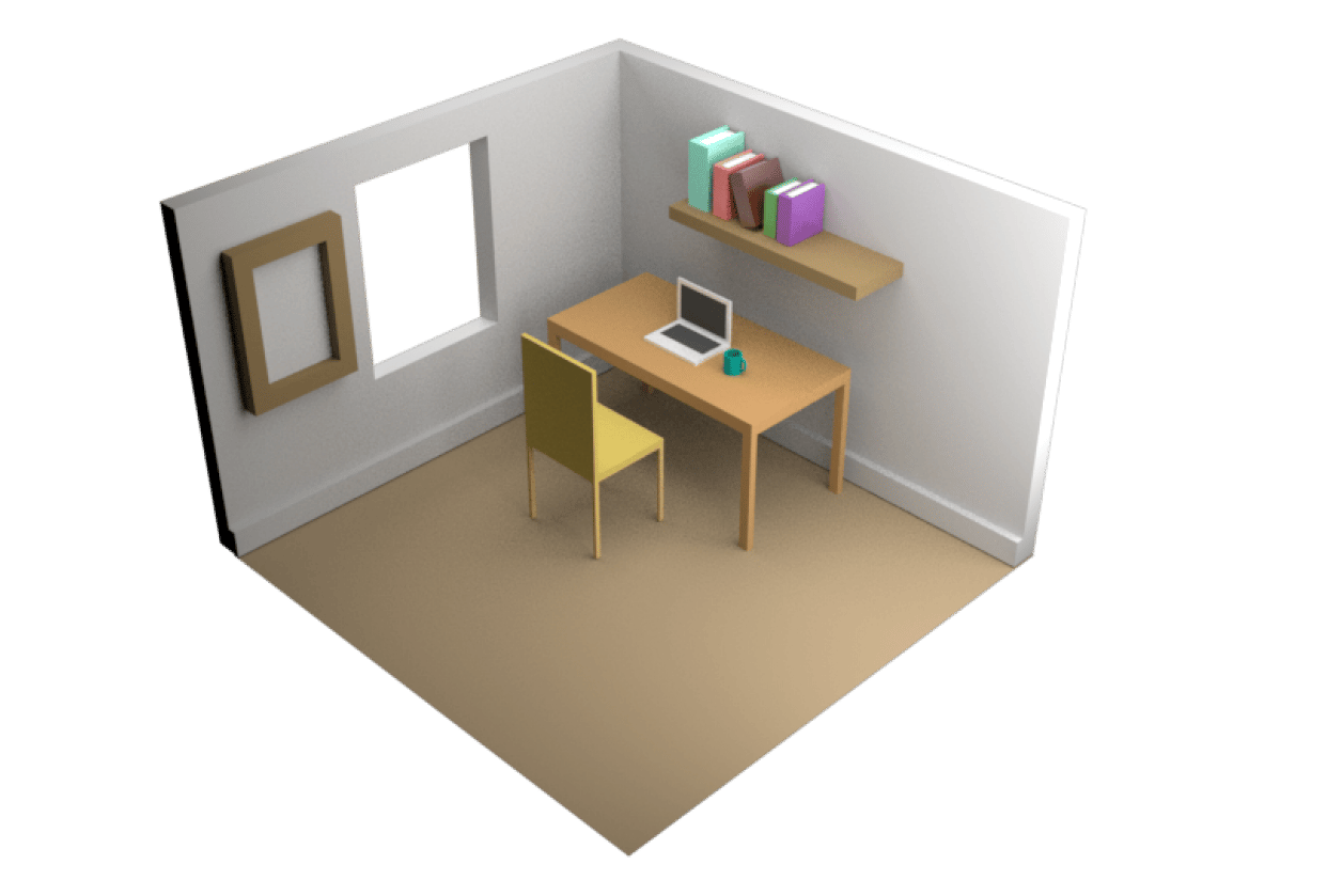 The room - student project
