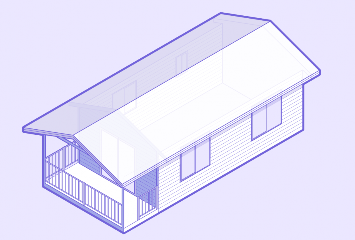 cabin - student project