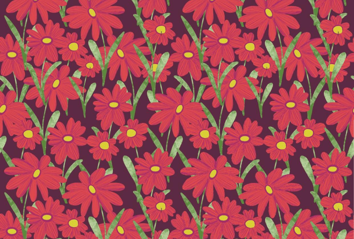 Flowers Aplenty - student project