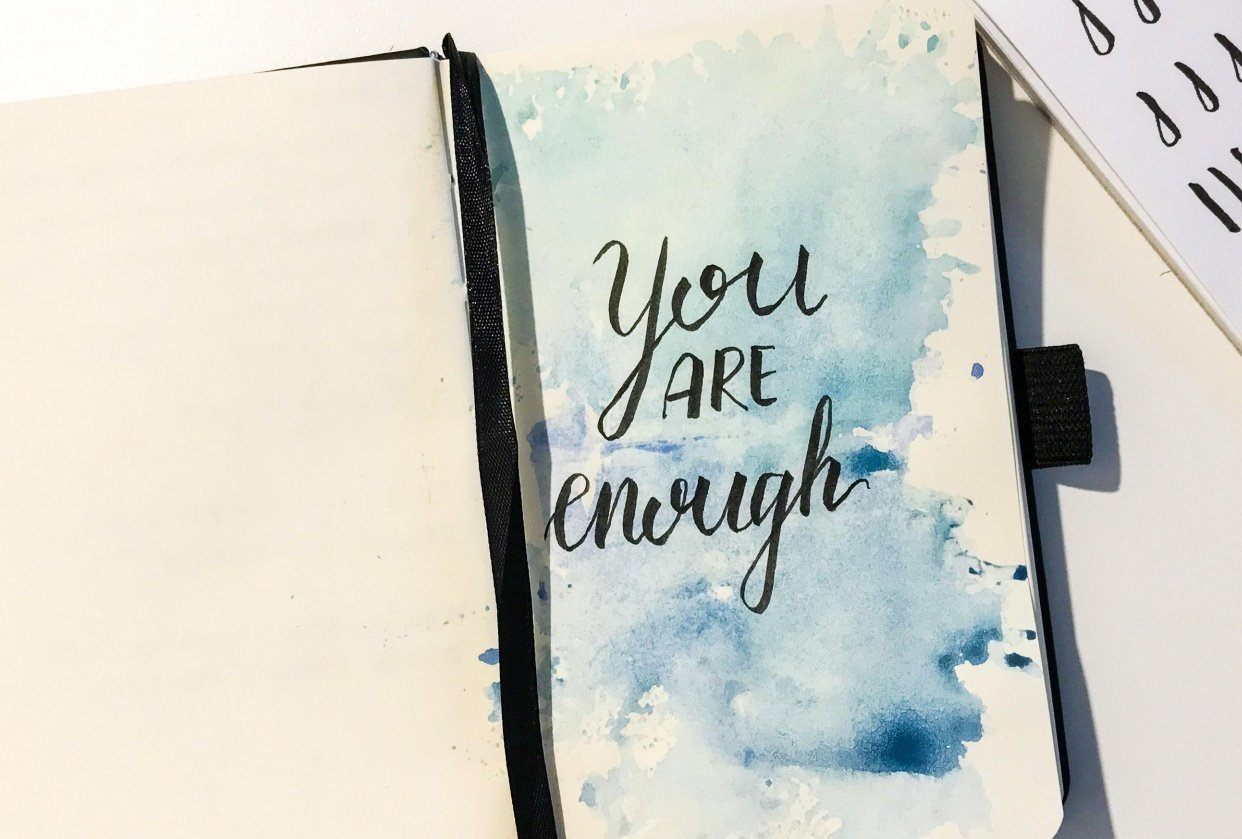 You are enough - student project