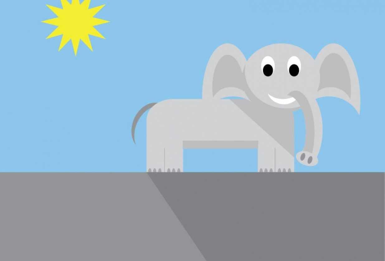 Simple Shaped Animal - student project