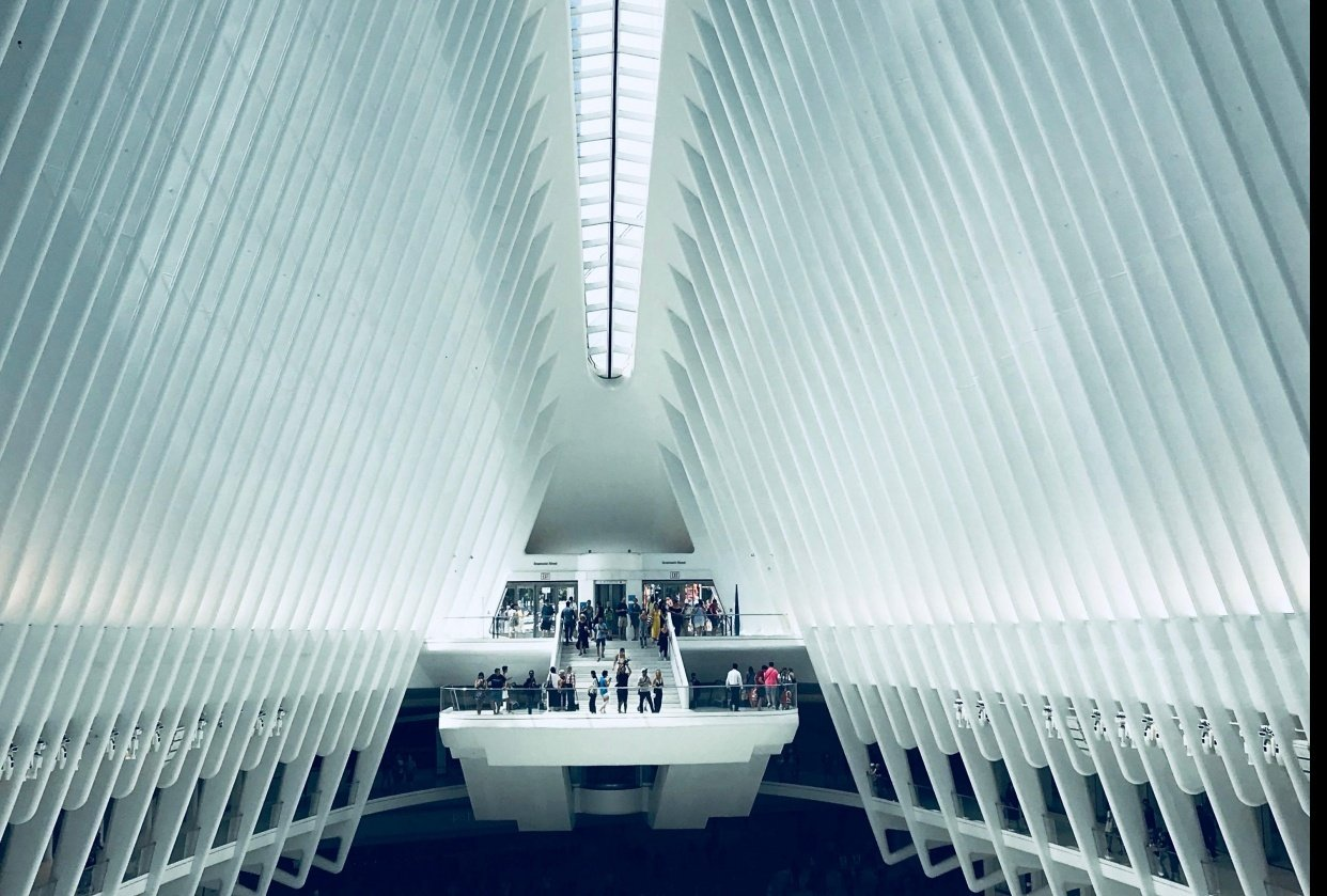 Inside the world trade centre - student project