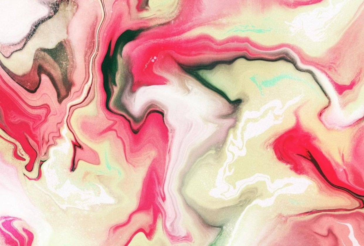 Digital Marbling - student project