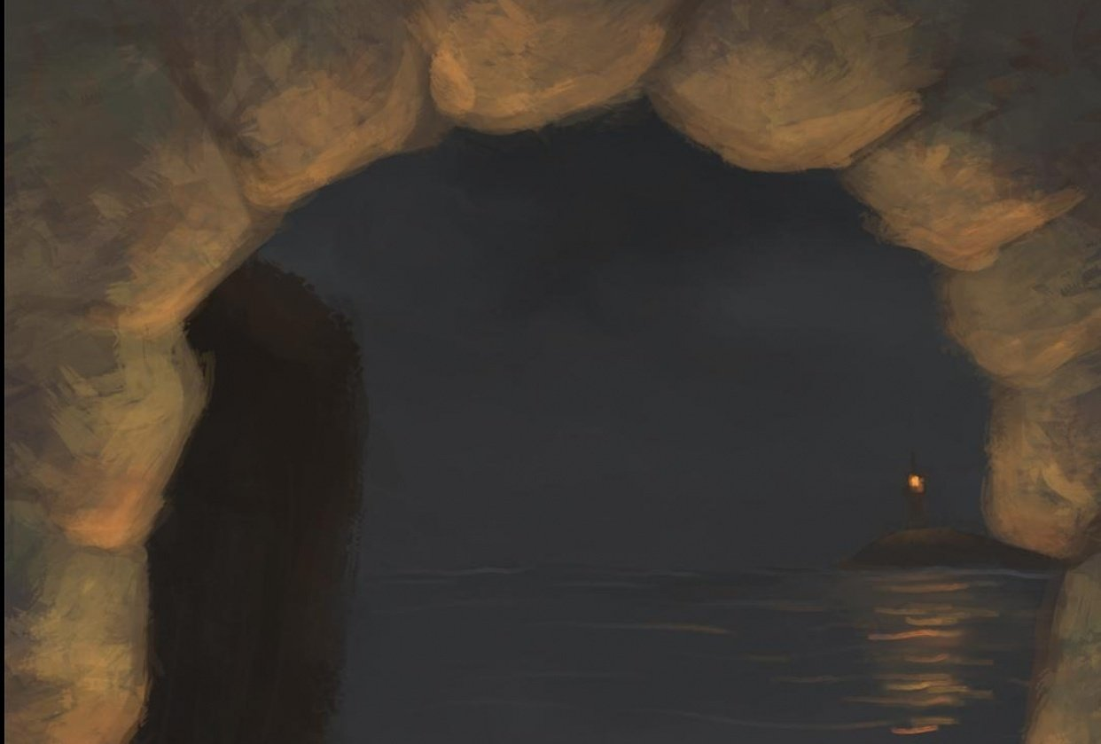 Cave - student project