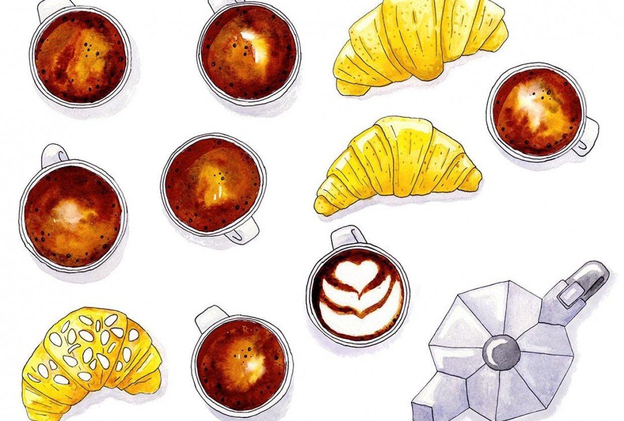 Coffee Break - student project