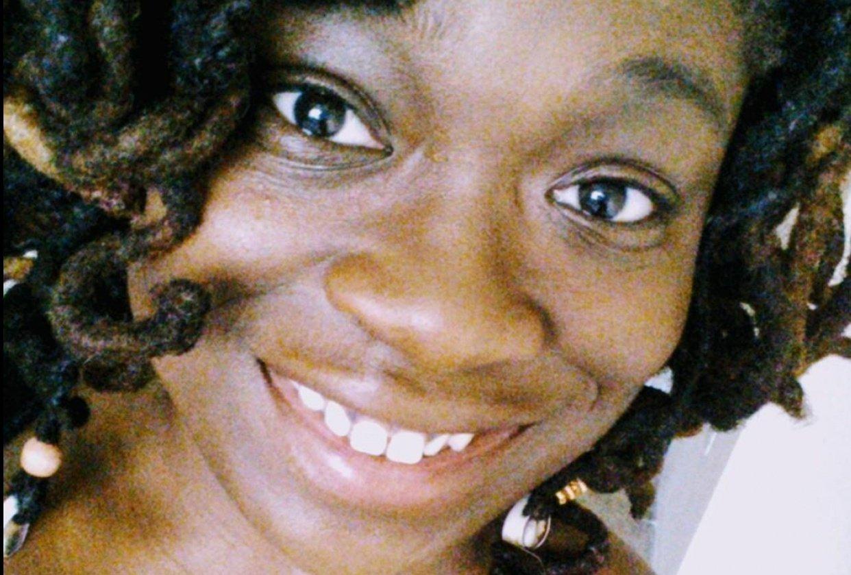 Random Black Girl - student project