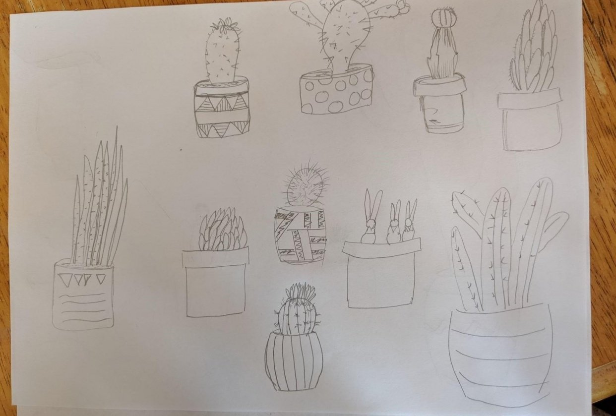 My 4 year old and I - student project