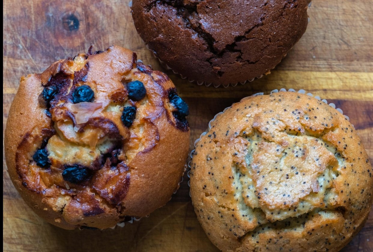 Morning Muffins - student project