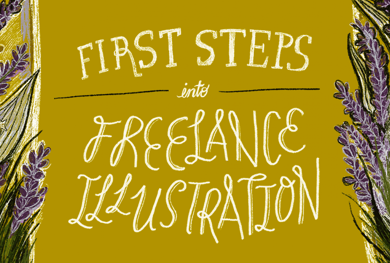 First (Baby) Steps into Freelance Career - student project