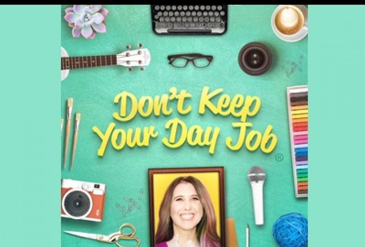 Cathy Heller - Don't Keep Your Day Job - student project