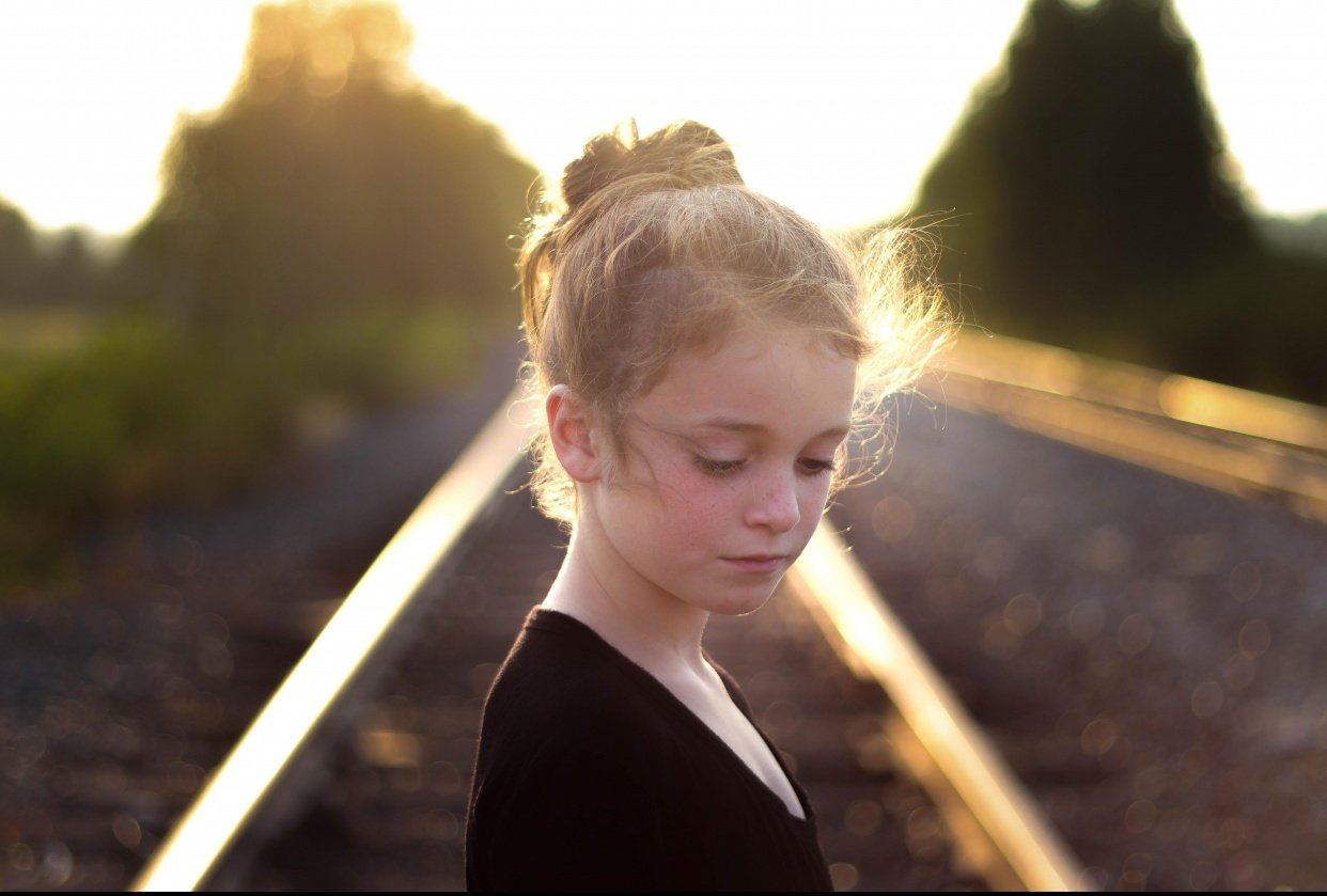 Train Tracks - student project
