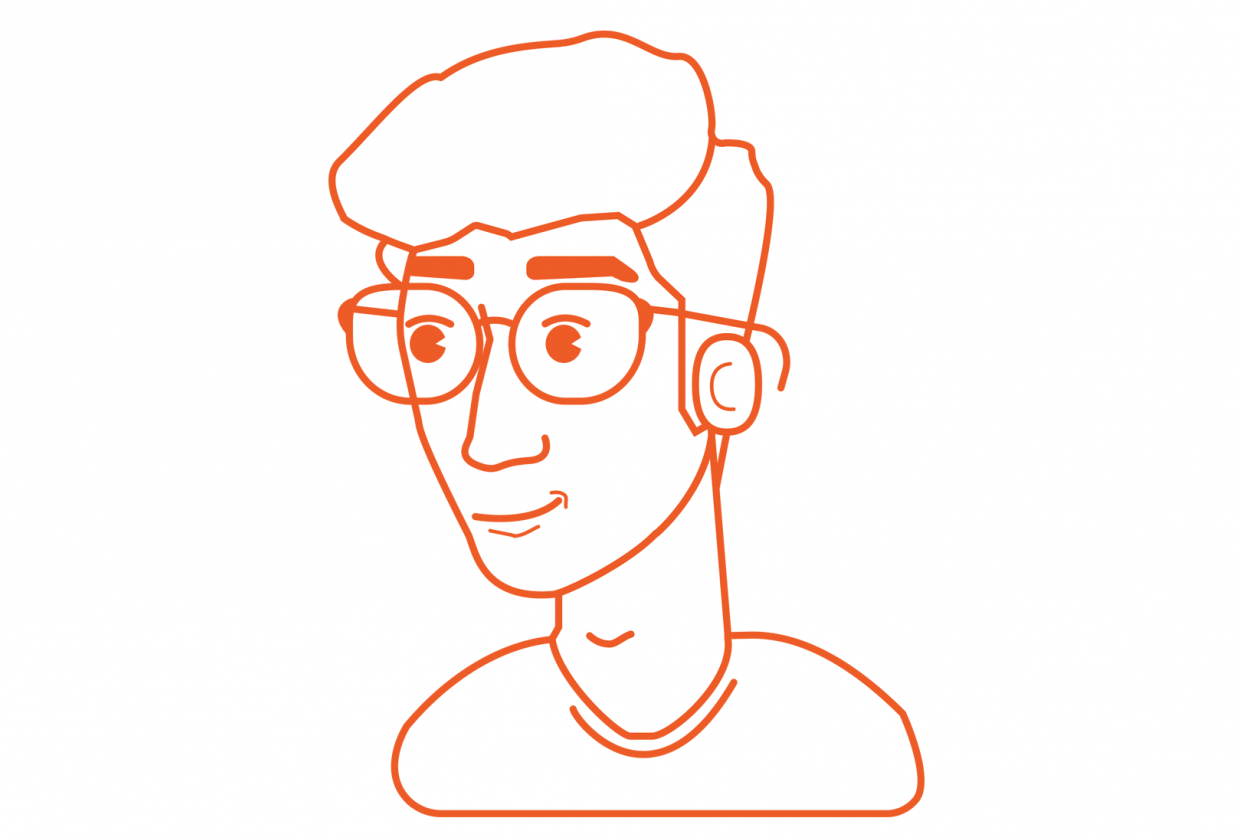 First go at self avatar - student project