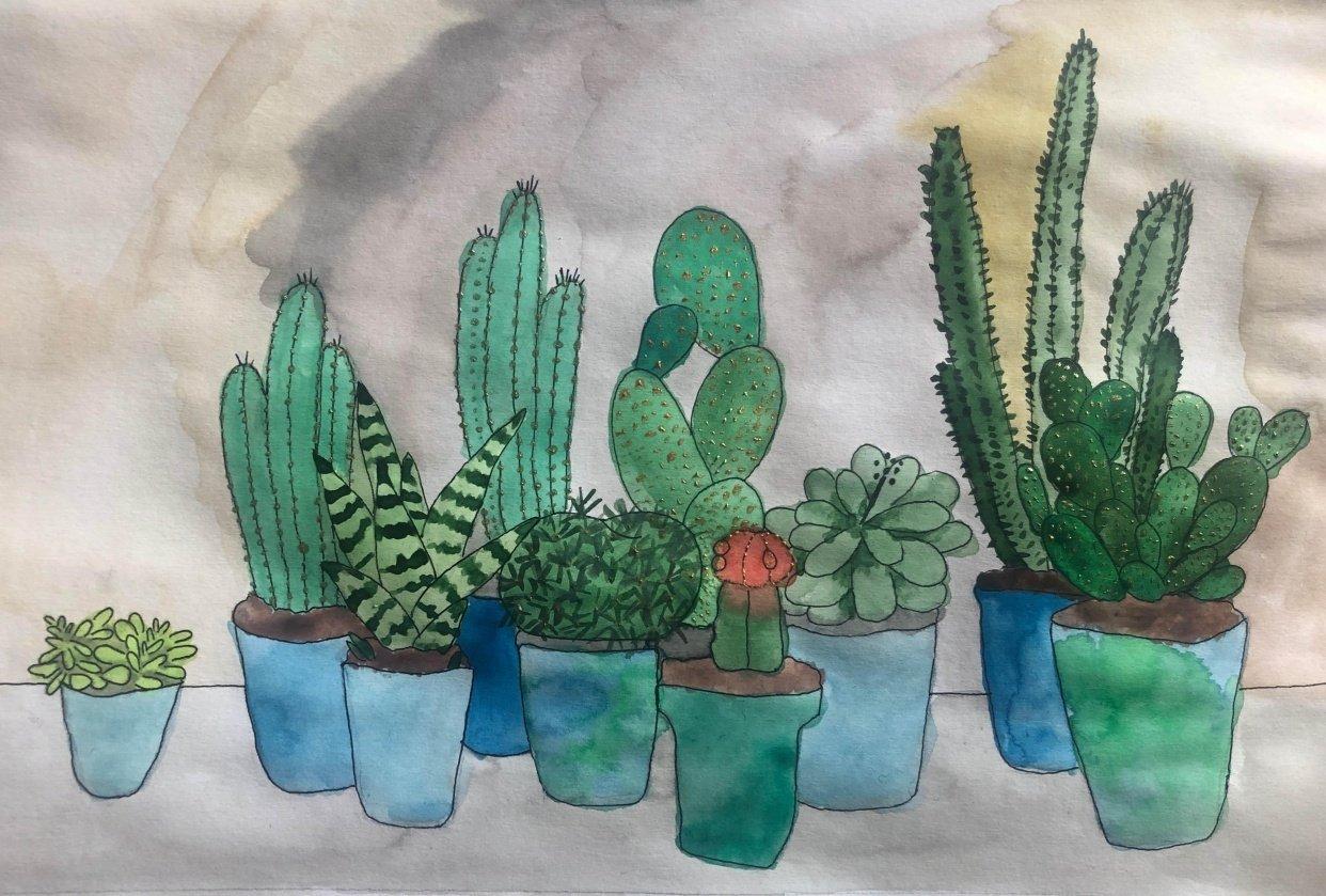 Green Corner - student project