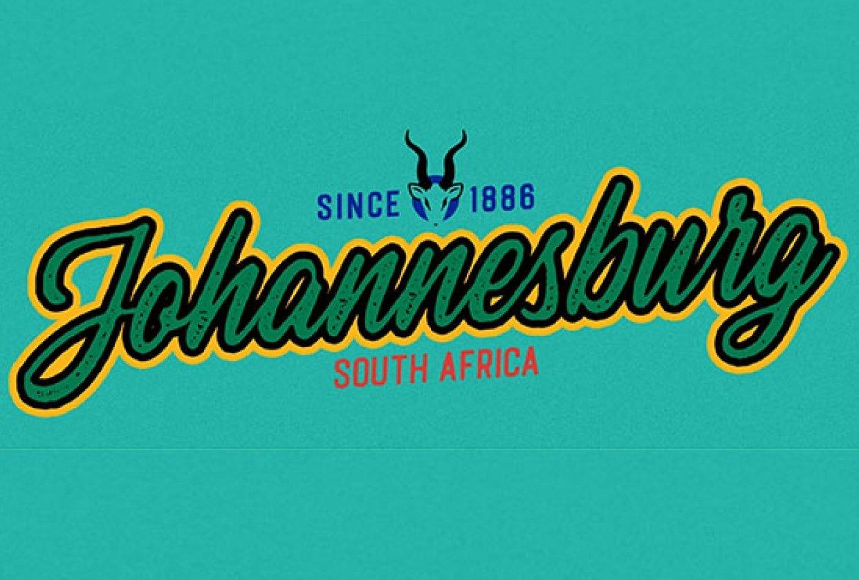 Johannesburg - student project