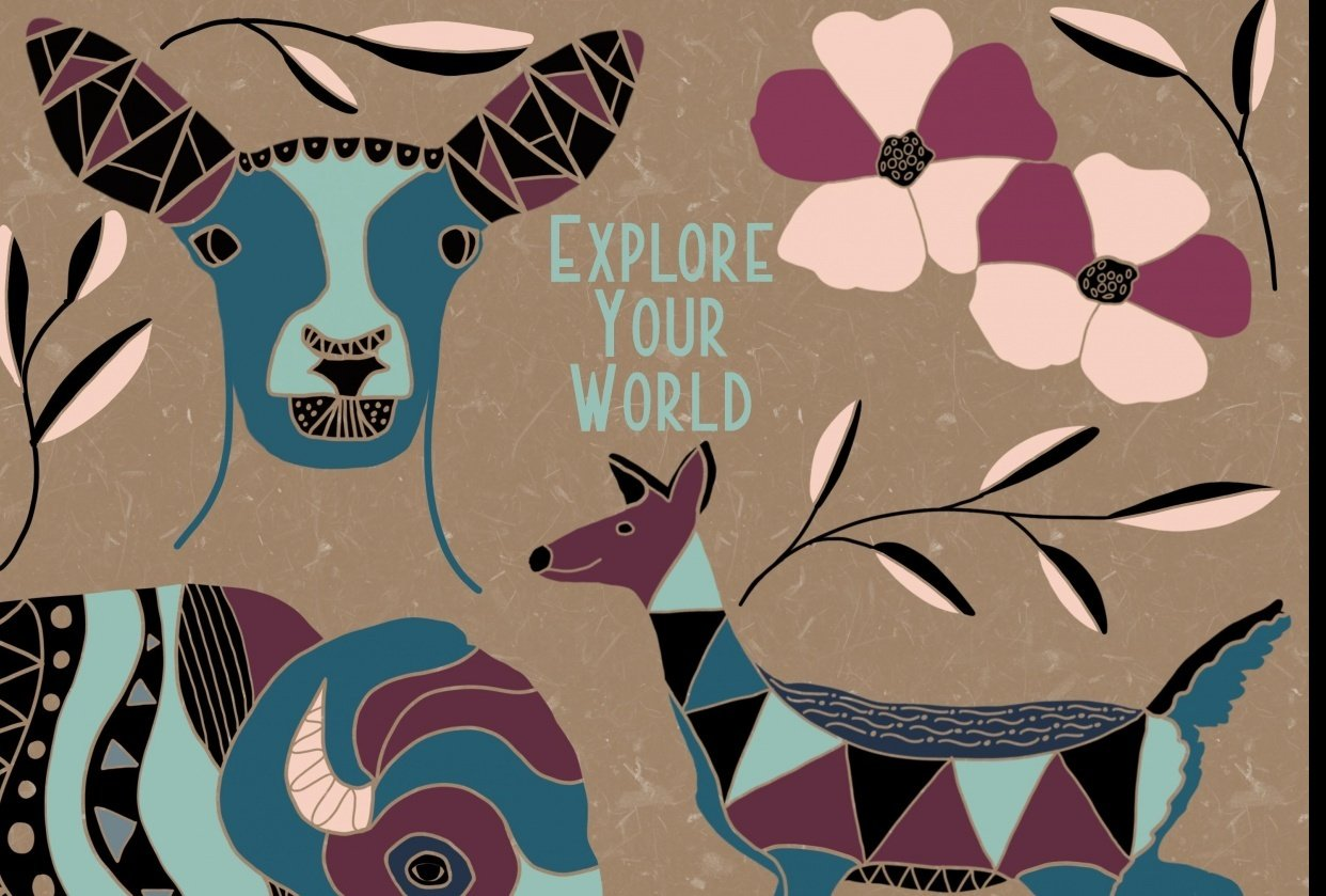 Explore Nature - student project