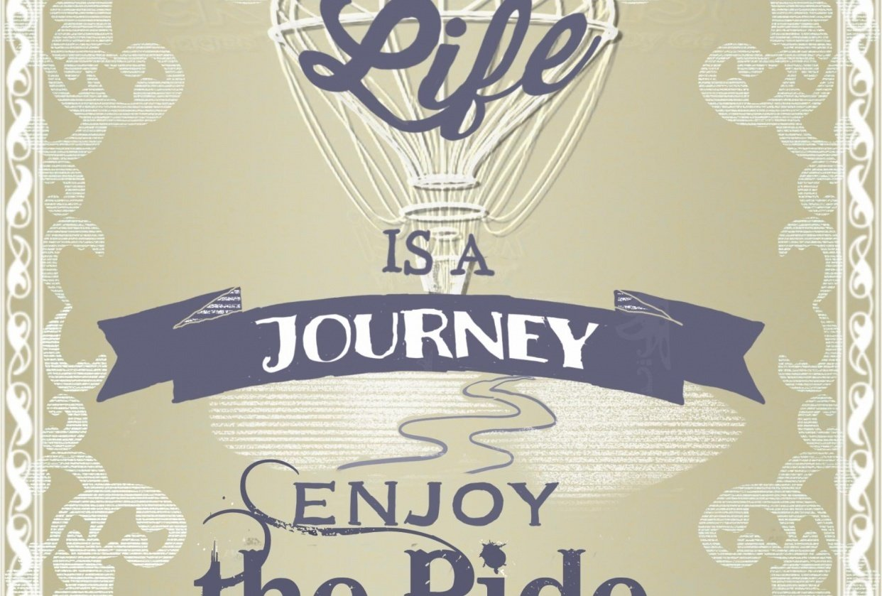 Life is a Journey - student project