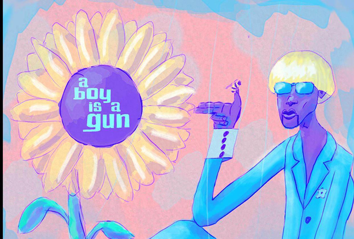 A Boy is a Gun - student project