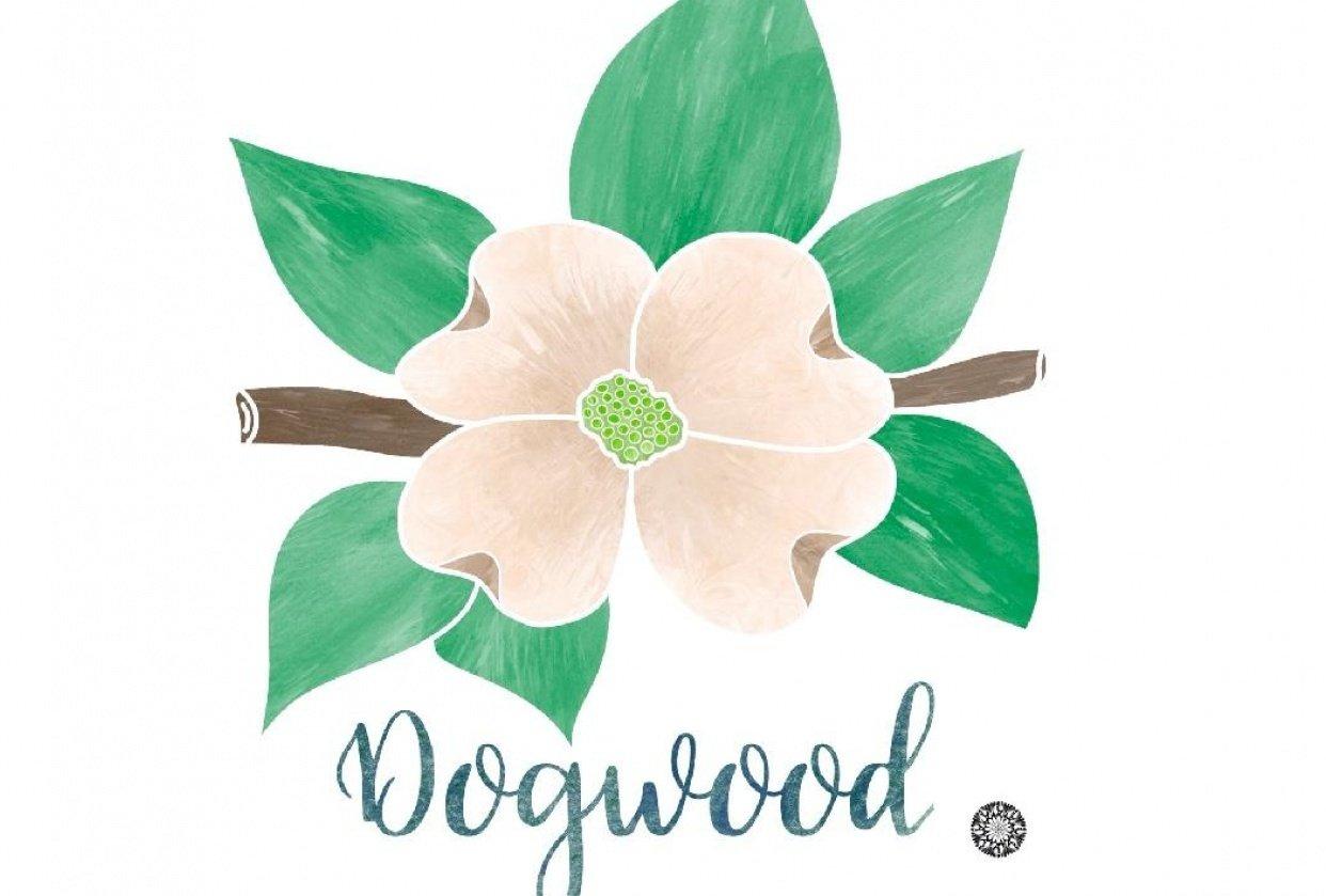 Dogwood ~ Mary Elizabeth Martin - student project