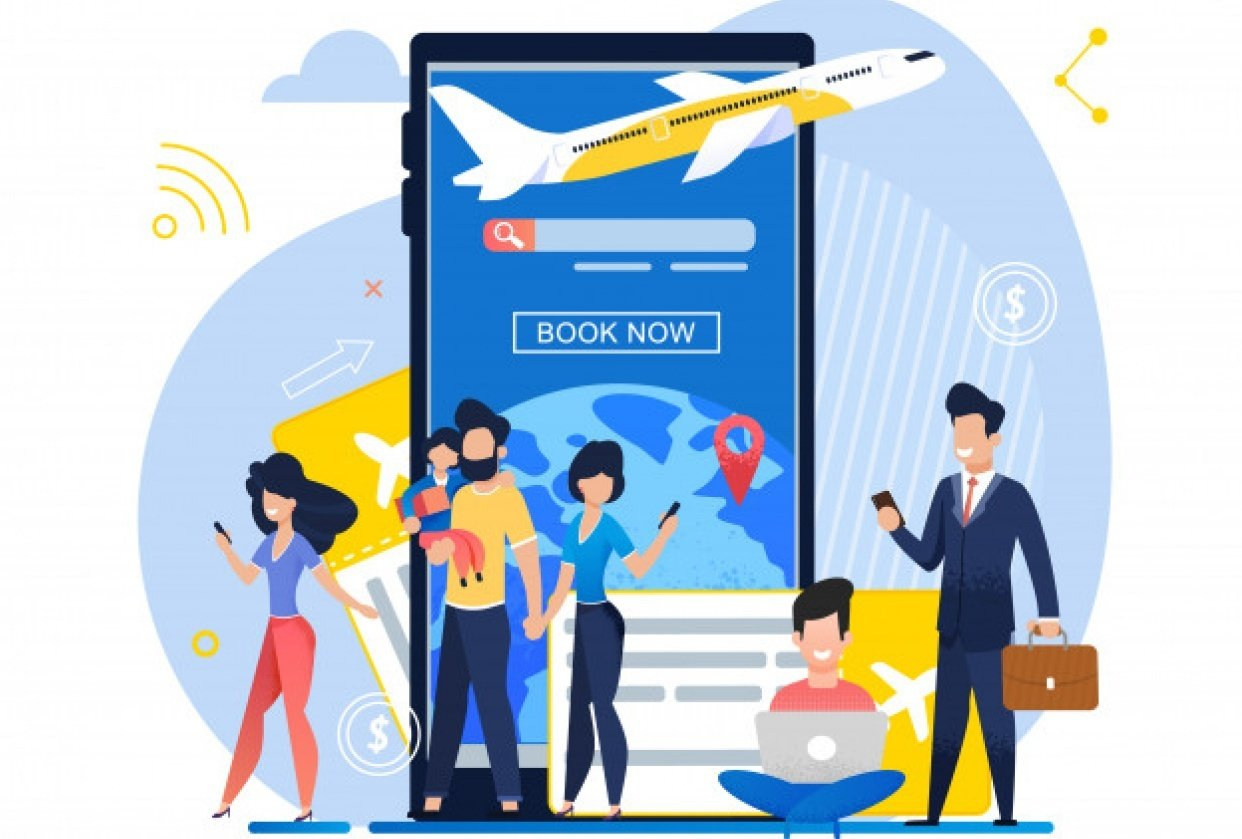 Tripfur is an online travel agency which makes homecoming easy for Indian expats - student project